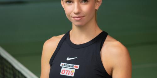 Tennis-Profi Barbara Haas ist künftig Teil der Segafredo Familie