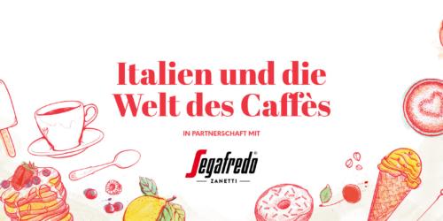 Italien und die Welt des Caffès:  Segafredo Zanetti Austria beim Austrian Food Blog Award 2021
