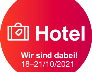 HOTEL Bozen 18.-21.10.2021 - wir sind dabei!